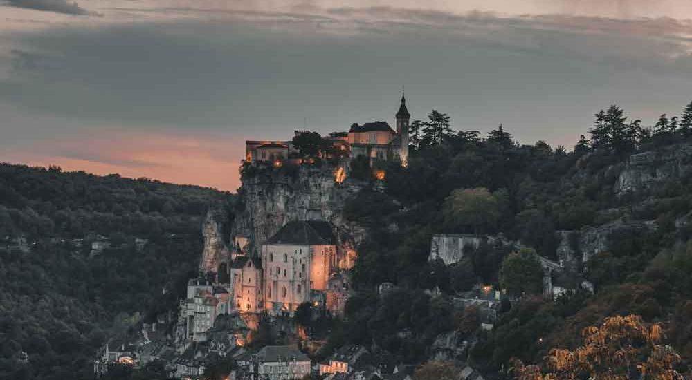 Lot Rocamadour